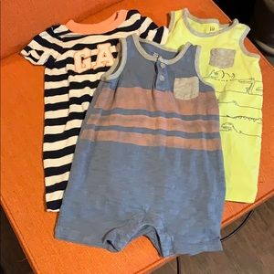 Bundle of 3 GAP Outfits